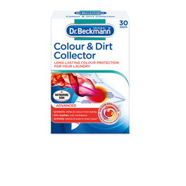 DR BECKMANN COLOUR AND DIRT COLLECTOR x30 20+10 SHEETS FREE