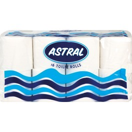ASTRAL TOILET PAPER x16
