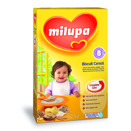 MILUPA MILK CEREAL BISCUIT 250G