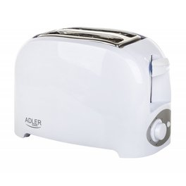 ADLER 2 SLICE COOL TOUCH TOASTER 750W K6 + AP01