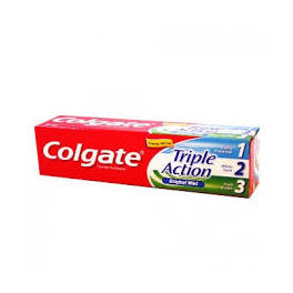 COLGATE TOOTHPASTE TRIPLE ACTION 75ML
