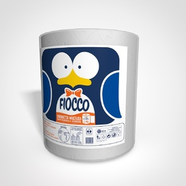 FIOCCO JUMBO KITCHEN ROLL 2 PLY 1KG