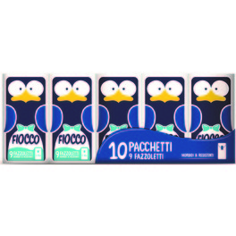 FIOCCO TISSUES 3 PLY 10PK