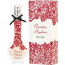 CHRISTINA AGUILERA RED SIN EDP 30ML