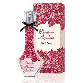 CHRISTINA AGUILERA RED SIN EDP 50ML