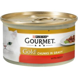 GOURMET COLD CIG BEEF 85G