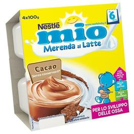 MIO MERENDA CHOCOLATE 4x100G