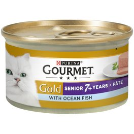 GOURMET GOLD SR MOUSE OFISH 85G