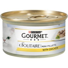 GOURMET SOLITAIRE GIG CHICKEN 85G