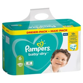 PAMPERS JUMBO BD 4 MAXI x82 (NEW)