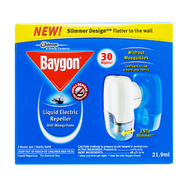 BAYGON FLY ELECTRIC REFILL 27ML