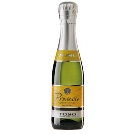 TOSO PROSECO SPUMANTE DOC EXTRA DRY 20CL
