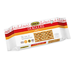 CRICH CRACKERS SALTED X 250G