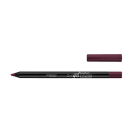 DEBORAH EYE PENCIL KAJAL & E/LINER 12 BURGANDY