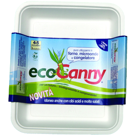 ECO CANNY COMPOSTABLE TRAY 4/5