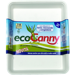 ECO CANNY COMPOSTABLE TRAY 7/8