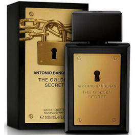ANTONIO BANDERAS GOLDEN SECRET EDT 100ML