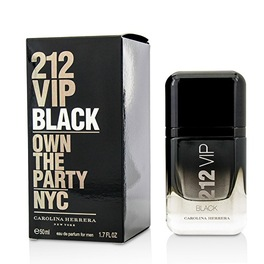 CAROLINA HERRERA 212 MEN BLACK EDP 50ML