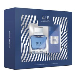 ANTONIO BANDERAS BLUE FOR MEN EDT 100ML + DEO 150ML