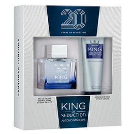 ANTONIO BANDERAS KING OF SEDUCTION EDT 50ML + AFTER SHAVE BALM 75ML