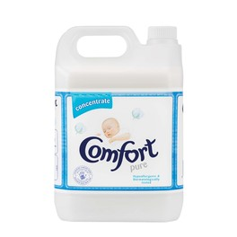 COMFORT FABRIC CONDITIONER PURE 5LTR