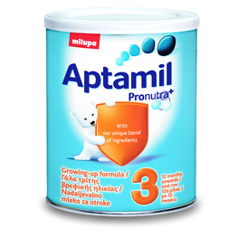 APTAMIL 3 WITH PREBIOTICS 400G
